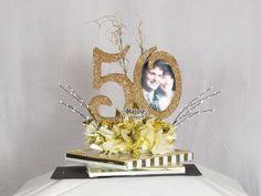 Anniversary Centerpiece Ideas by 50th Wedding Anniversary Cake Table 50th Ann Party Pinterest