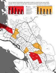 Crime Map Oakland Nathan Diesel Crime Data Visualization