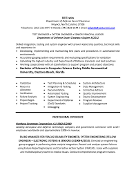 Automation Tester Resume Sample by Reliability Engineer Resume Resume For Your Job Application