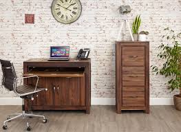 Big Desks by Hidden Computer Desk Hidden Desk On Pinterest Excellent Home