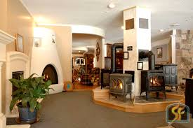 Living Rooms With Wood Burning Stoves The Classic Wood Burning Stove