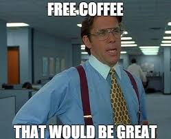 Free Meme Pictures - free coffee funny coffee meme