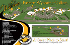 Northeastern University Campus Map Eastern Wyoming College It U0027s A Great Decision