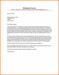 example cover letter for administrative assistant full size of