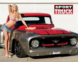 Vintage Ford F100 Truck Parts - f100 classic trucks images