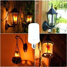 flicker flame string lights flicker flame string lights best led flickering bulbs outdoor