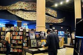 Party Venues In Los Angeles The Last Bookstore Downtown Los Angeles Party Earth