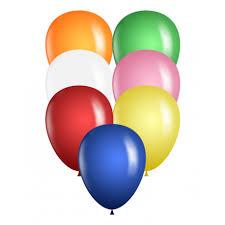 qualatex balloons 5 balloons assorted color bag