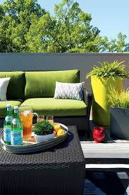 Cb2 Outdoor Furniture Roof Deck Inspiration A Grown Up Treehouse In Arlington