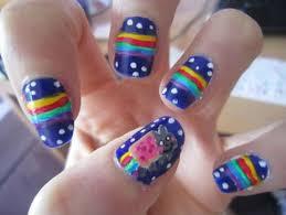 Nail Art Meme - 15 meme nail art ideas anyone who browses the internet will love