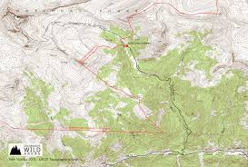 Colorado Trail Maps by Uncompahgre Wilderness Colorado U0027s Wild Areas