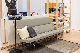 What Is A Foyer Herman Miller Unveils Its Nyc Flagship Full Of Midcentury