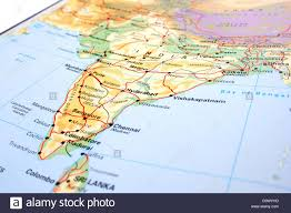 India Map World by India Map With Mountains And Rivers Stock Photo Royalty Free