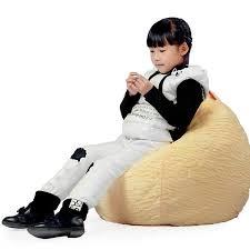 online shop lazy bean bag chair for kids beanbag children sofas