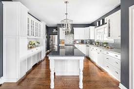 how to install kitchen island base cabinets how much space is needed to install a kitchen island