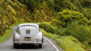 vintage porsche 356 treasure hunter