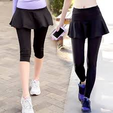 Yoga Pants With Skirt Attached Online Get Cheap Yoga Waist Skirt Aliexpress Com Alibaba Group
