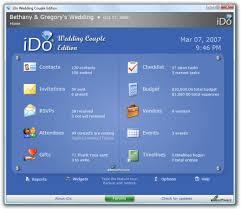 wedding planner software wedding planner software