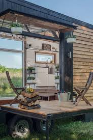 alpha tiny home new frontier tiny homes