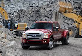 Ford F 250 Tonka Truck - ultimate towing machine 2015 ford f 450 rated best in class using