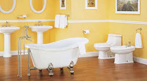 25 modern bathroom ideas adding sunny yellow accents to bathroom