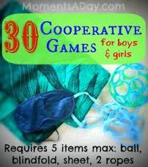 30 cooperative games for preschoolers cooperative games free
