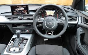 audi a6 a audi a6 avant review and spacious but is it a bmw beater