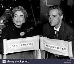 joan crawford u0026 rossano brazzi the story of esther costello 1957