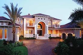 Italian Style Home | complete home renovation in italian style traditional exterior