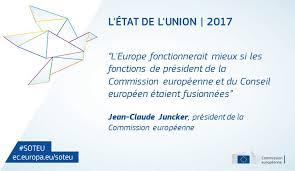 si e conseil europ n commission européenne on notre union serait plus