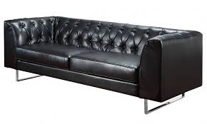 Black Leather Sofa Bed Top 25 Man Cave Sofas From Around The Web