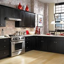 popular kitchen what color to paint a small kitchen to make it look bigger popular