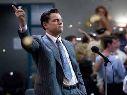 Scene Wolf Meme - we saw wolf of wall street with a bunch of wall street dudes and