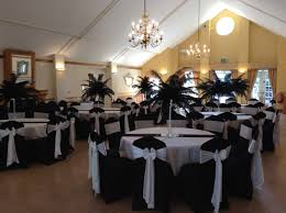 black and white chair covers best 25 black chair covers ideas on chair bows white