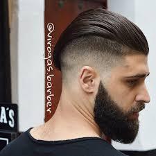 classic undercut hairstyle the men u0027s undercut for 2016