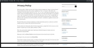 legalize privacy policy terms of service generator and eu