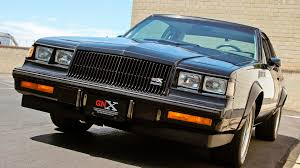 Grand National Engine Specs 1987 Buick Gnx Wallpapers U0026 Hd Images Wsupercars