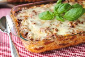 Cottage Cheese Dishes by Spaghetti