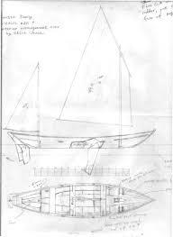 new dory rig lug yawl boat design net