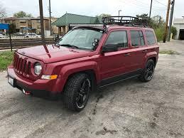 red jeep patriot black rims new rims tire combo jeep patriot forums