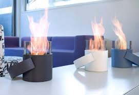 portable fireplace cool portable fireplace hotpot by conmoto digsdigs