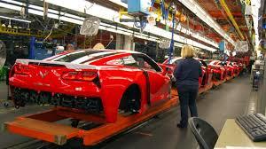 corvette manufacturer kyforward 02 16 17 kentucky shatters export record