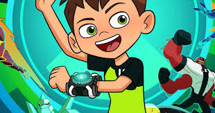 ben 10 series debuts cartoon network cosmic book