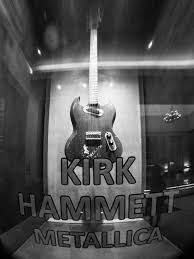 Kirk Hammett File Gibson Sg 100 1971 1972 Kirk Hammett Metallica Hrc