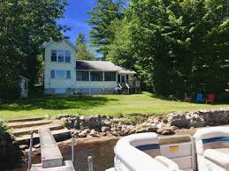 newfound lake waterfront real estate for sale