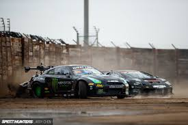 nissan hardbody drift behind the scenes of battle drift 2 speedhunters