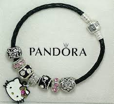 black bracelet charms images Pandora sale pandora charms authentic pink jpg