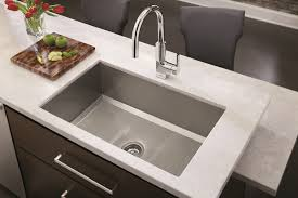 moenstone granite sink white double bowl farmhouse sink moen kelsa