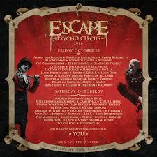 halloween 2016 your music festival guide u2014 twist on pr