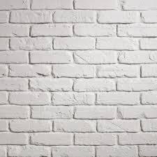designer walls and floors vidaspace hw0100 trikbrik white loft
